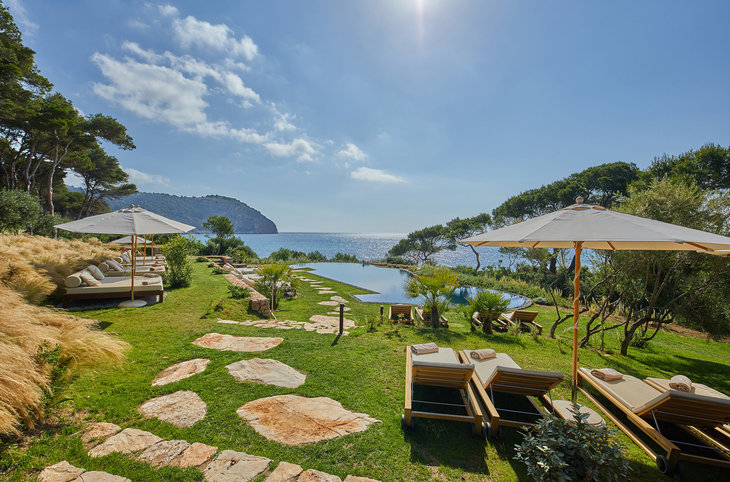 "Pleta de Mar Luxury Hotel by Nature (adults only) <div class=""m-page-header__rating""><span class=""m-page-header__rating--star""></span><span class=""m-page-header__rating--star""></span><span class=""m-page-header__rating--star""></span><span class=""m-page-header__rating--star""></span><span class=""m-page-header__rating--star""></span></div>"