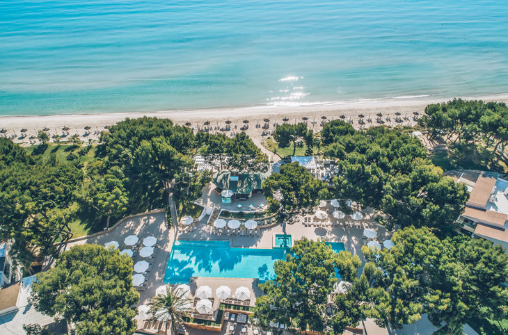 "Iberostar Selection Playa de Muro Village <div class=""m-page-header__rating""><span class=""m-page-header__rating--star""></span><span class=""m-page-header__rating--star""></span><span class=""m-page-header__rating--star""></span><span class=""m-page-header__rating--star""></span><span class=""m-page-header__rating--star""></span></div>"
